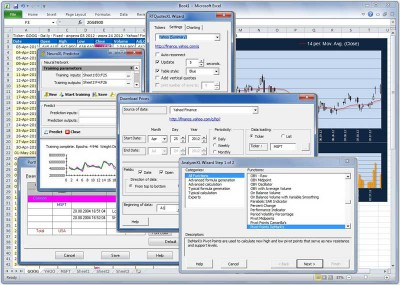 TraderXL Pro Package 6.1.39 screenshot