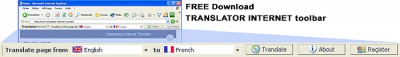 Translator Internet 1.00 screenshot