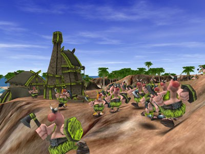 Tribal Trouble 1.10 screenshot