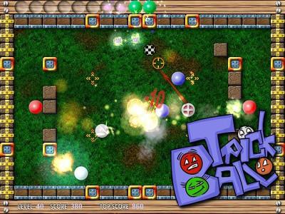 Trick Ball 1.02 screenshot