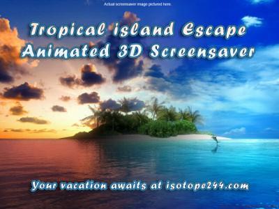 Tropical Island Escape 1.01 screenshot