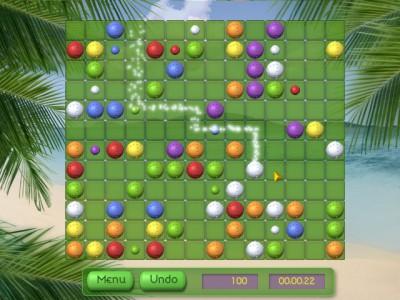 Tropical Lines 1.01 screenshot