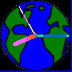 Trout's Internet Clock 1.6 screenshot