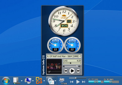 True Launch Bar 6.5 screenshot