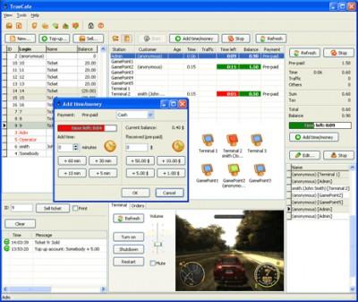 TrueCafe 6.1 screenshot