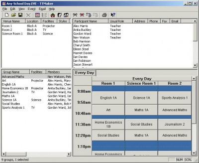 TTMaker 1.87 screenshot