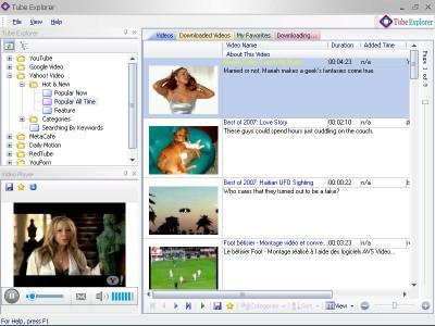Tube Explorer Lite 3.0.0 screenshot