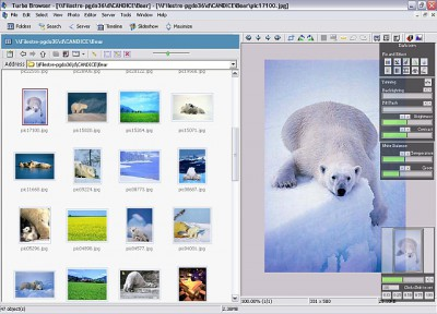 Turbo Browser 11.5.00206 screenshot