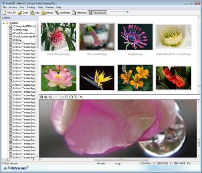 TurboZIP 8.2.002061 screenshot