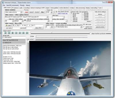 TVideoGrabber .NET Video SDK 11.1.2.1 screenshot