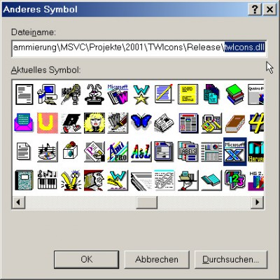 TWIcons 1.0 screenshot
