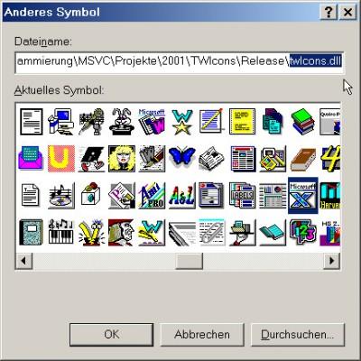 TWIcons 1.0 screenshot