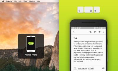 Typeeto 1.4.118 screenshot