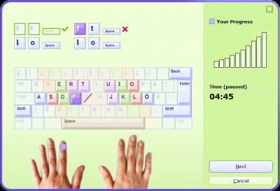 TypingMaster Typing Tutor 10.00 screenshot