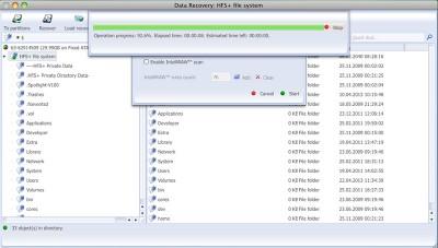 UFS Explorer Standard Recovery (MacOS) 5.23.3 screenshot