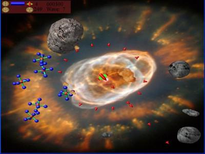 Ultimate Asteroids Arcade Pack 1.2 screenshot