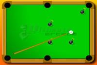 Ultimate Billiards Screensaver Game 1.0 screenshot