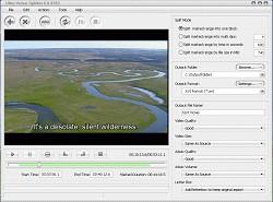Ultra Video Splitter 6.4.1208 screenshot