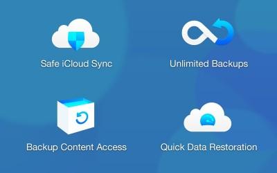 Unclouder: Backup iCloud Drive 1.0. screenshot
