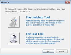 Undelete SmartMedia 1.5 screenshot