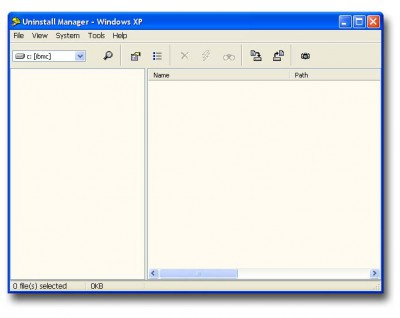 Uninstall Manager 4.30 screenshot
