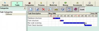 Universal Project Manager Enterprise 1.1.2 screenshot