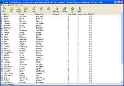 Universal Study Helper 1.3.1 screenshot