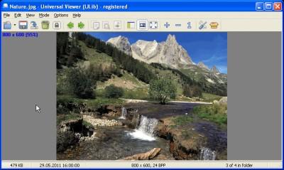 Universal Viewer Free 5.7.3 screenshot