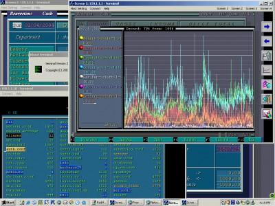 UnixSpace Terminal 2.1.2 screenshot