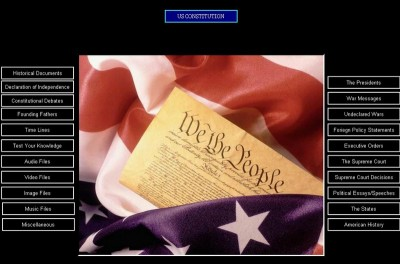 US Constitution and Related Documents 2 screenshot
