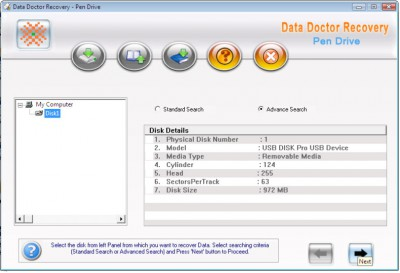 USB Drive Files Recovery 3.0.1.5 screenshot