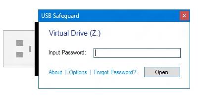 USB Safeguard 8.0 screenshot