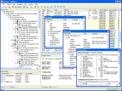 USBlyzer 2.2 screenshot