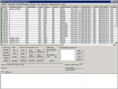 User Manager Pro 7.03.07020 screenshot