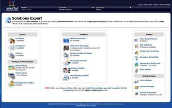 Userful Desktop 8.0 screenshot