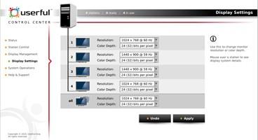 Userful MultiSeat Linux 2011-4.1 screenshot