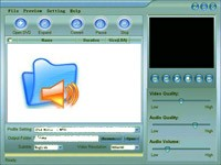 Value DVD to Zune Converter 3.1.86 screenshot