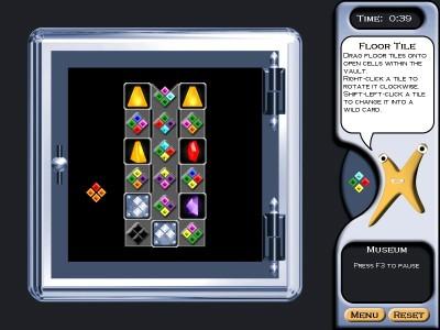 Vault Vex 1.1 screenshot