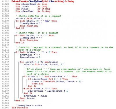 VBcodePrint 6.26.112 screenshot