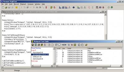 Vermont HighTest Plus 6.0 screenshot