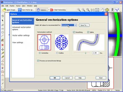 Vextractor 7.20 screenshot