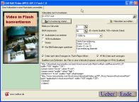 Video-AVI-MPEG 2 Flash 1.0 screenshot