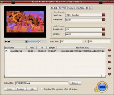 Video Creator 2014.4194 screenshot