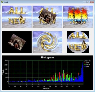 VideoLab .NET 8.0 screenshot