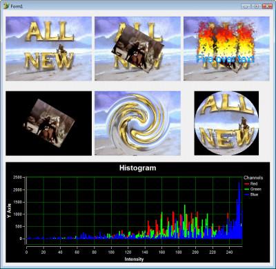 VideoLab VCL 8.0 screenshot