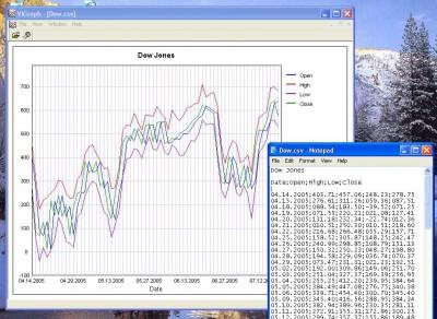 VIGraph 1.5 screenshot