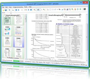 VintaSoft Imaging .NET SDK 9.1.2.21 screenshot