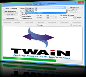 VintaSoft Twain .NET SDK 10.3 screenshot