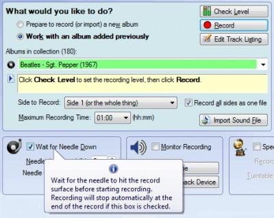 VinylStudio 9.0.6 screenshot