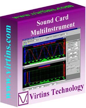 Virtins Sound Card MultiInstrument 2.1 screenshot